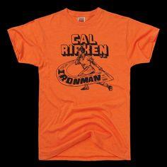 Cal Ripken, Jr. T-Shirt! #mlb #baltimore #orioles