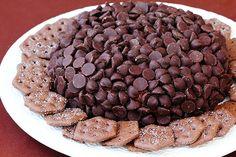Nutella Cheeseball | gimmesomeoven.com