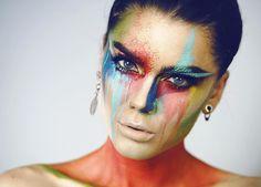 "12.5k Likes, 44 Comments - Linda Hallberg (@lindahallberg) on Instagram: ""Sometimes you just want to Gl crazy 😄 👉lindahallberg.com #fotd #makeup #mua"""