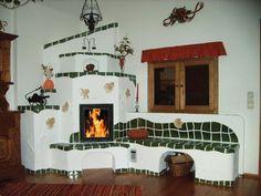 Traditionelle Kachelöfen