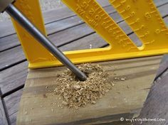 What is an effective carpenter bee treatment?