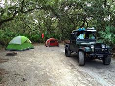 """<b><a href=""""https://www.floridastateparks.org/park/Anastasia"""">Anastasia State Park</a></b><br> 300 Anastasia Park Road, St. Augustine, Fla. 32080   904-461-2033<br> Anastasia State Park is home to the Coquina Quarry-- a rock formation begging to have you climb all over it. With a vast 1,600 acre ecosystem, this state park is the perfect camping ground if you need to get away from everything and clear your head.<br> <br> Photo via jaredhamilton23 on Instagram"""