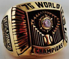 1976 Cincinnati Reds Ring