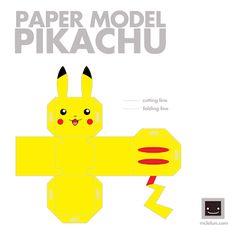 pichu's place: paper crafts