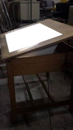 Industrial drafting table art gear pinterest drafting tables