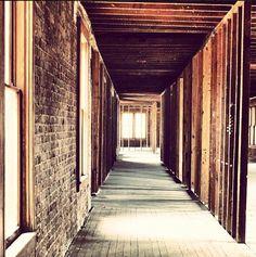 Hallway #southernhotel #historichotels #covingtonla