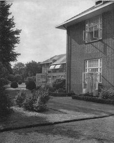 Sint Joseph Ziekenhuis 1932, klasse tuin