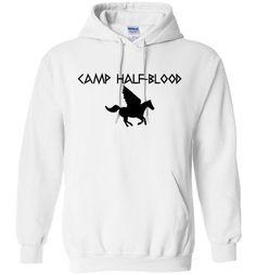 cool Camp Half-Blood Unisex hoodie