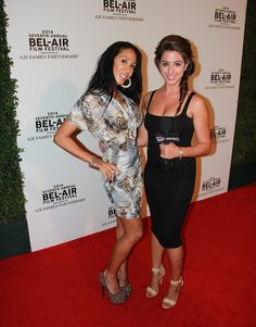 Ozzie Aziz, Nicole Brajer, Bel Air Film Festival 2014