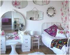 Image result for furniture decoupaged with frames