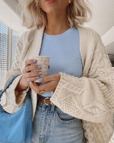 Adrette Outfits, Casual Outfits, Fashion Outfits, Fashion Tips, Fall Winter Outfits, Autumn Winter Fashion, Spring Outfits, Looks Style, Style Me
