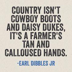 aint no cowboy boots and daisy dukes