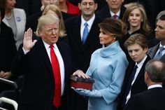 What's Happening at Donald Trump's Swearing-in