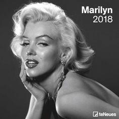 Marilyn Monroe - Oficjalny Kalendarz 2018 rok - 7040091785 - oficjalne archiwum allegro