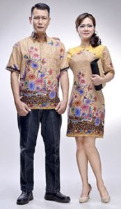 Batik couple online dating