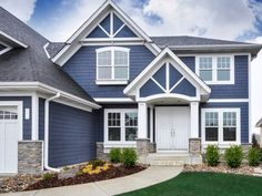 Go Gray with your James Hardie Siding Color Chicago gray color siding - Gray Things