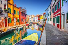 The Ultimate Travel Guide to Venice - The Floating City Europe Day, Places In Europe, Places To See, Lofoten, Verona, Italy Honeymoon, Reisen In Europa, Destination Voyage, Santa Lucia