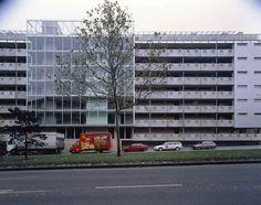 Laxenburgerstrasse, Wohnhaus, Wien 10 I Heimbau und GSG, Wien