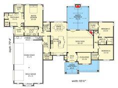 Henry approved. Rustic Good Looks - 68429VR | 1st Floor Master Suite, Bonus Room, Butler Walk-in Pantry, CAD Available, Corner Lot, Den-Office-Library-Study, European, Northwest, PDF, Southern, Split Bedrooms | Architectural Designs