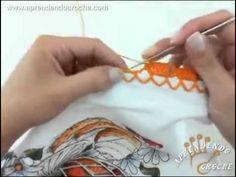 getlinkyoutube.com-Bico Croche Citrus Aprendizagem ganchillo 2014                                                                                                                                                      Mais