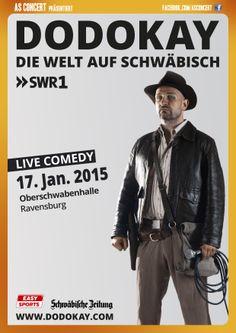 Die Welt Auf Schwbisch Dodokay Comedy Tagesschau Oberschwabenhalle