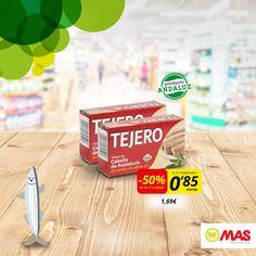 Filetes de caballa en aceite de oliva Tejero, la segunda unidad al 50% ;)