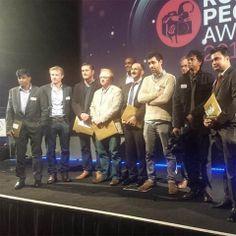 Les lauréats du Rory Peck Awards 2013