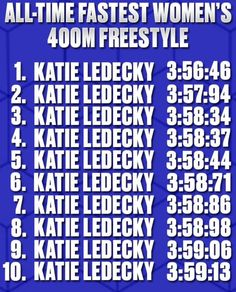 Katie ledecky is the goat Swimming Funny, Usa Swimming, Swimming Memes, I Love Swimming, Swim Technique, Swimmer Girl Problems, Katie Ledecky, Swim Mom, Competitive Swimming