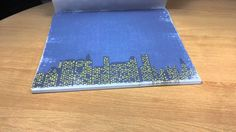 Bloc de papeles Artemio Cities 180 hojas