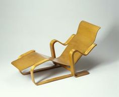 Name: Lounge Chair Designer: Marcel Breuer Year: 1935   1936 Country:  Germany