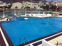Club Nautico, Puerto Colon, Costa Adeje, Tenerife #Canarias Private Members Club.