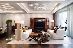 Contemporary interiors London - SHH architects and interior designers UK