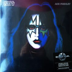 KISS - ACE FREHLEY 180G LP + MP3 DOWNLOAD NY