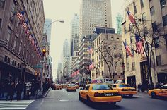 5th Avenue. NYC - Shopping