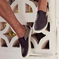 Primark - Summer 15: Menswear, Slip ons £8