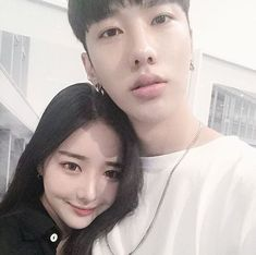 ulzzang couple images, image search, & inspiration to browse every day. Ulzzang Couple, Ulzzang Girl, Cute Couples Goals, Couple Goals, Cute Korean, Korean Girl, Im Addicted To You, Miya Mobile Legends, Asian Love