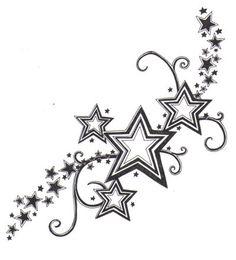 Star Pattern by crazyeyedbuffalo