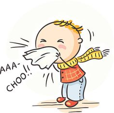 Spring Allergies, Kids Allergies, Clipart, Disney Characters, Fictional Characters, Illustration Art, Doodles, Children, Kids Bedroom