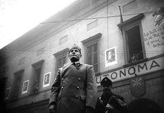 La Primera Guerra Mundial forjó a líderes de la Segunda como Hitler, De Gaulle, Goering. La serie 'The World Wars' lo retrata
