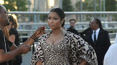 Nicki Minaj is making an autobiographical comedy series for ABC Family