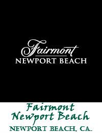 Fairmont Newport Beach Wedding Venue In Newport Beach California