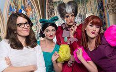 Mean Girls: Tina Fey meets Cinderella's evil family at Disneyworld | EW.com