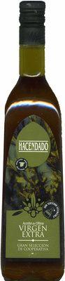 """Aceite de oliva virgen extra """"Hacendado"""" Gran selección de cooperativa - Producto"""
