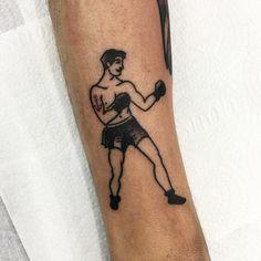 Trabalho do tatuador @eldontattoo #TrueLoveTattoo 11-20943383 #RuaAugusta 837 #boxeador #boxe #boxer #tattoo #tatuagem #truelove #augusta #SP