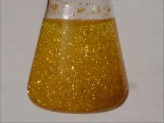 Chemistry experiment 41 - Golden rain