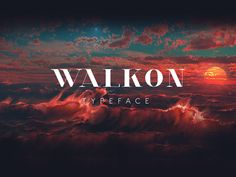 WalkOn - Free Font on Typography Served