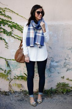 Fall Style |  Plaid