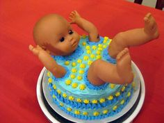 Not sure what to say about this one...  Baby  cake  .
