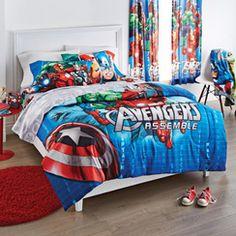 Avengers™ Collection Reversible Comforter Canada Shopping, Online Furniture, Sheet Sets, Mattress, Comforters, Avengers, Appliances, Blanket, Collection