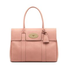 Mulberry - The New Romantics |  Bayswater in Rose Petal Small Classic Grain